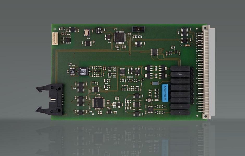 Potentialfreies 24-Bit Multimeter (ADX-Karte)