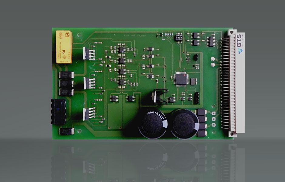 Programmierbare Stromversorgung (PSU-Karte)