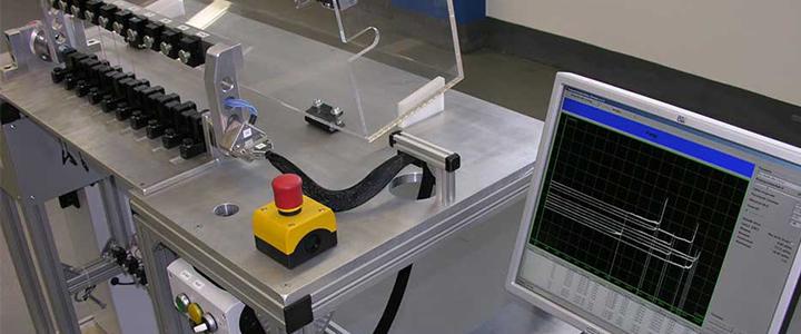 Spezialprüfgeräte für Kabelhersteller