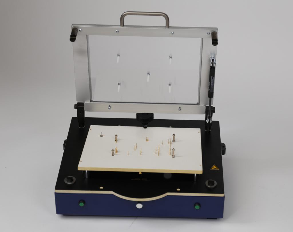 PA450-PN: Pneumatischer Prüfadapter/Testadapter Wechseladapter Ansicht 1