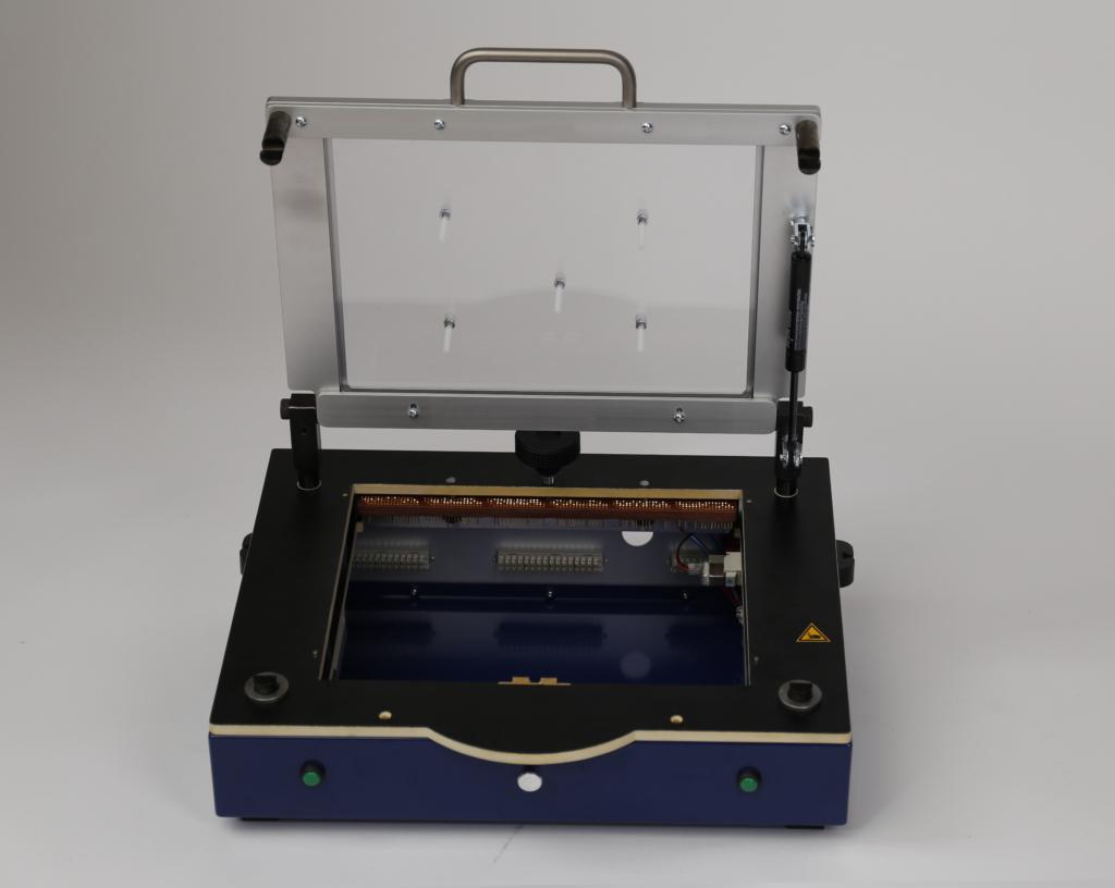 PA450-PN: Pneumatischer Prüfadapter/Testadapter Wechseladapter Ansicht 3