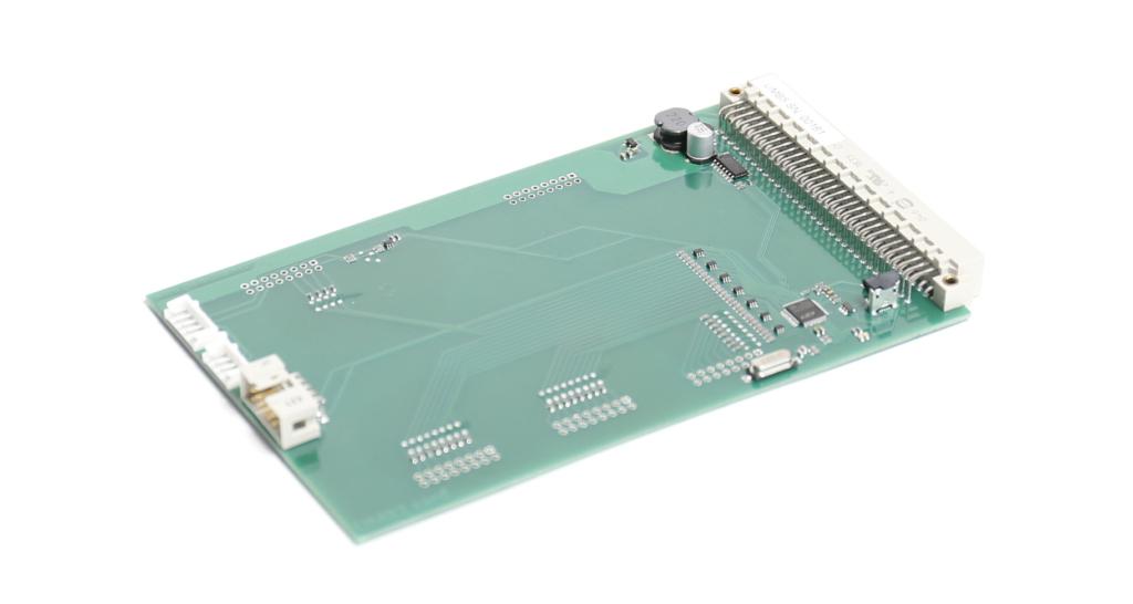 UMB-Karte: Universeller Microcontroller Ansicht 4