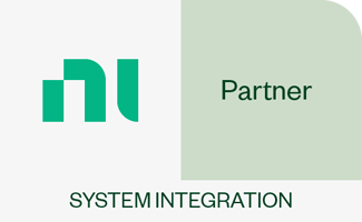 NI Alliance Partner (System Integration) Abzeichen