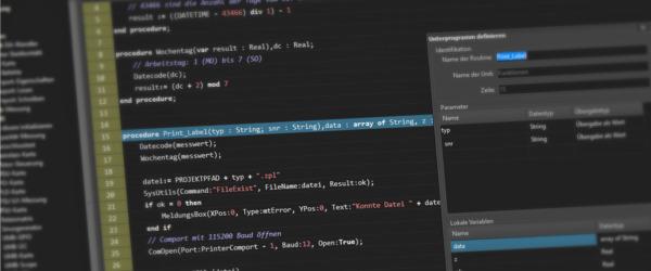 Automatisierungsingenieurwesen und Test Software Engineering