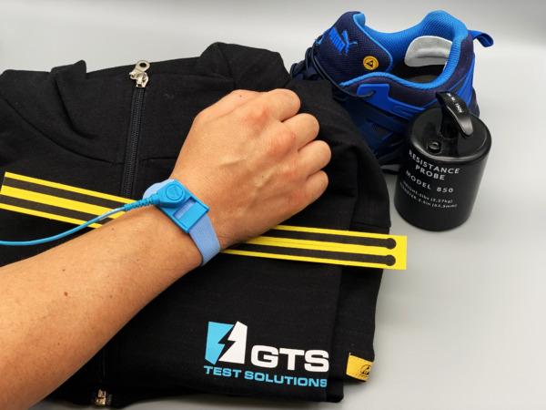 ESD-Schutzkleidung von GTS Test Solutions